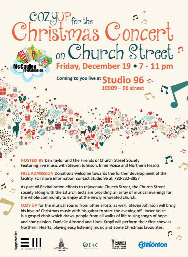 christmas concert on church street